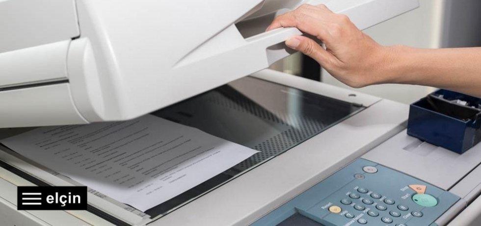 Mersin Fotokopi Makinası Kiralama