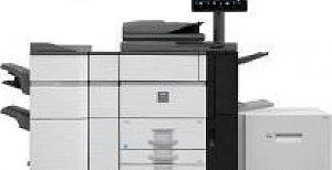 Sharp MX7500N 75 kopya A3 Renkli Fotokopi Makinesi